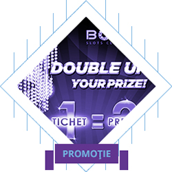 Double up your Prize